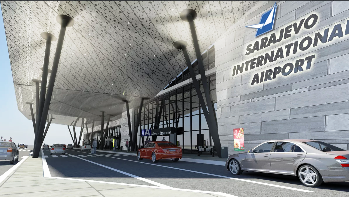 Sarajevo Airport To Demolish Old Terminal