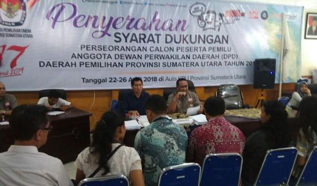 Mantan Ephorus HKBP WTP Simarmata Mencalon Anggota DPD RI
