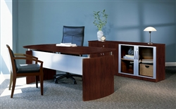 Mayline Series Executive Office Desk