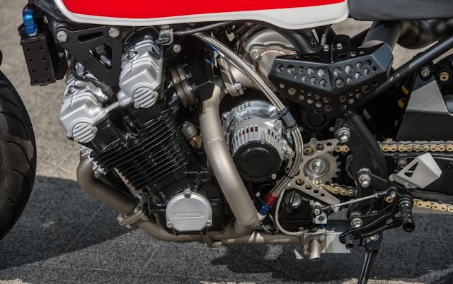 RNO Cycles - Honda CBX1000 Turbo