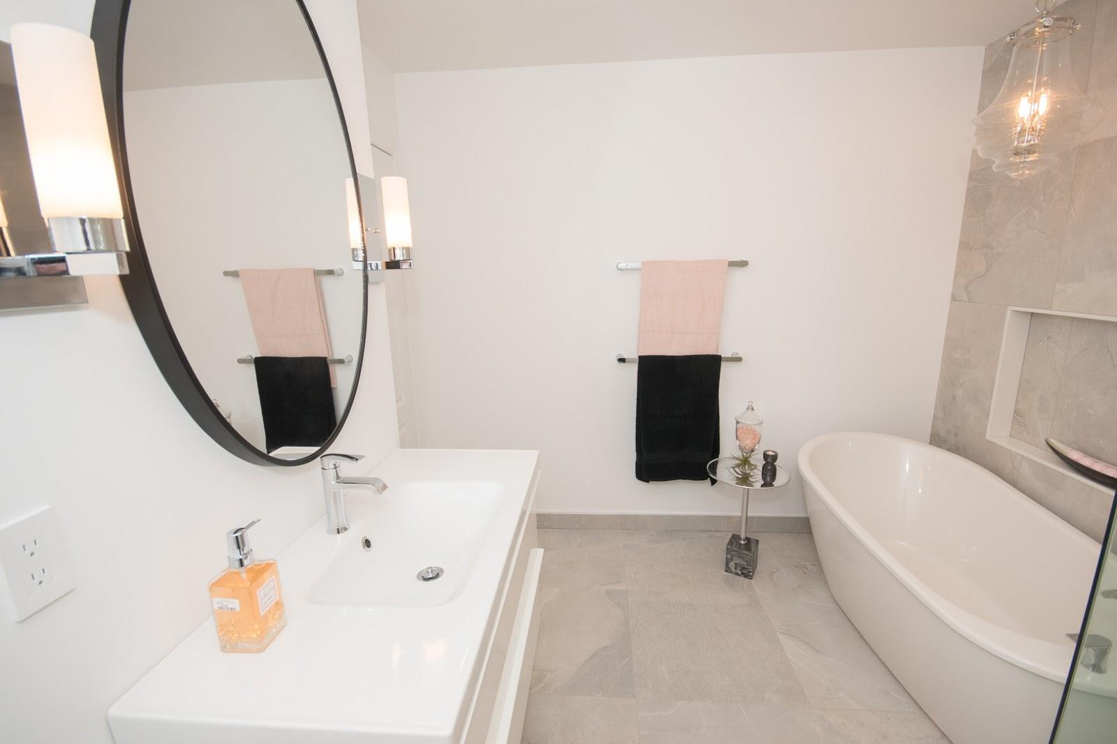 master washroom at project tapestry lane
