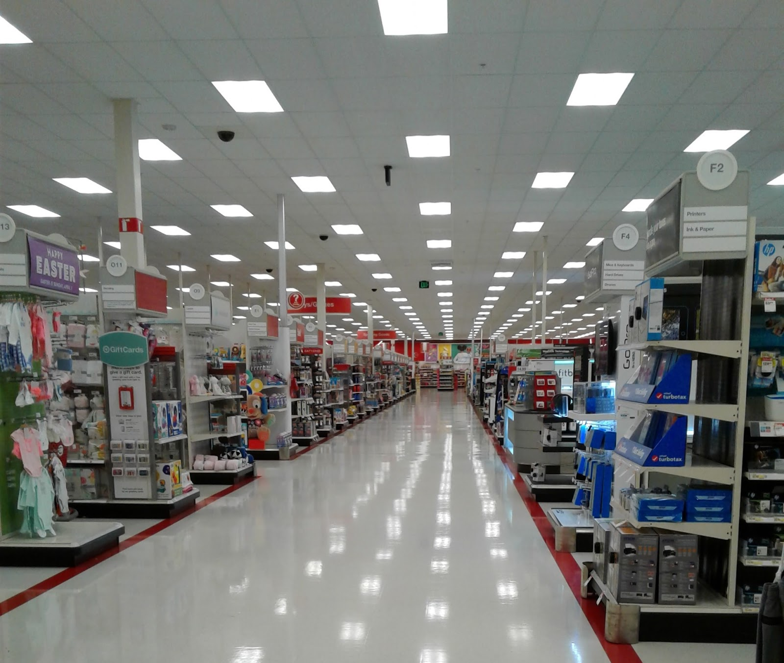 My Florida Retail Blog: Target #2547 - West Melbourne, FL (Hammock