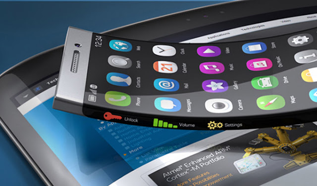 Samsung presentará en poco tiempo sus Smartphone flexible