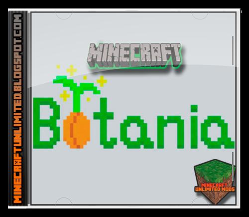 Botania Mod Minecraft