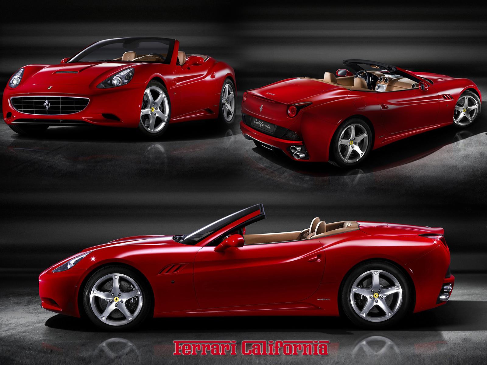 New Best Car: Ferrari California