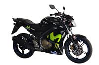 Kredit Motor Yamaha Vixion KS Custom Movistar Black