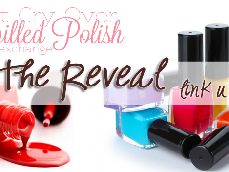 Nail Polish Exchange Link-Up Reveal