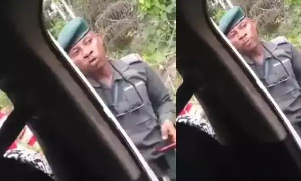 Policeman who destroyed student's expensive phone, arrested