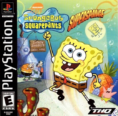 descargar spongebob squaerpants super sponge psx por mega