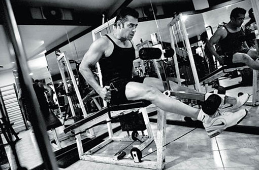 salman khan workout tips