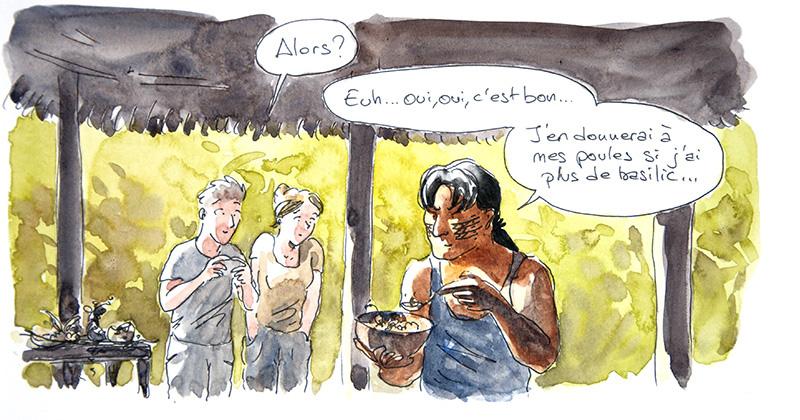 relativisme culturel du goût