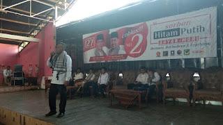 <b>Buka Bersama Pendukung di Sumbawa,  Mori Hanafi Pertegas Komitmen Bangun Tanah Kelahiran</b>