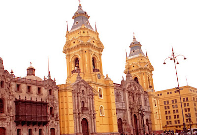 Cathedral of Lima, knowing Lima, Lima city tour, Religious Buildings