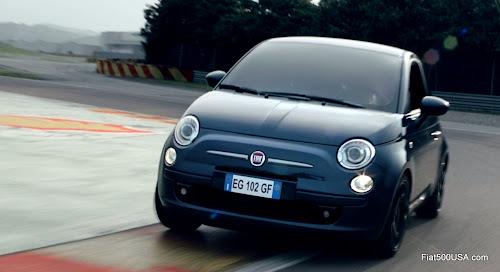 Fiat 500 Test Track