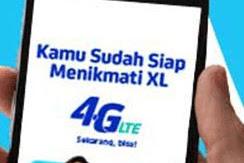 Cara Cek Xl 4G Lte Area