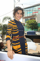 Taapsee Pannu looks super cute at United colors of Benetton standalone store launch at Banjara Hills ~  Exclusive Celebrities Galleries 015.JPG