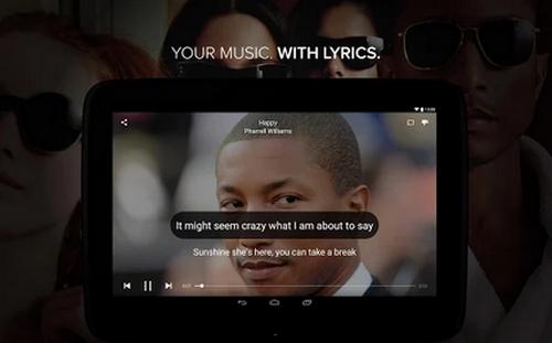 3 Aplikasi Lirik Lagu Android Terbaik 2016