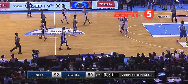 NLEX def. Alaska, 96-89 (REPLAY VIDEO) February 11