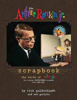 The Arthur Rankin, Jr. Scrapbook