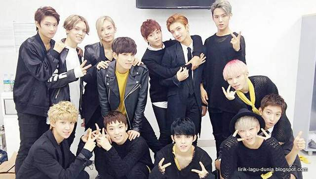 Seventeen Boyband Korea Selatan