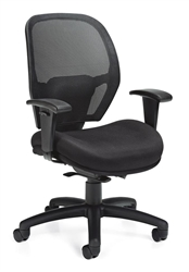 Weight Sensing Office Chair from OfficeFurnitureDeals.com