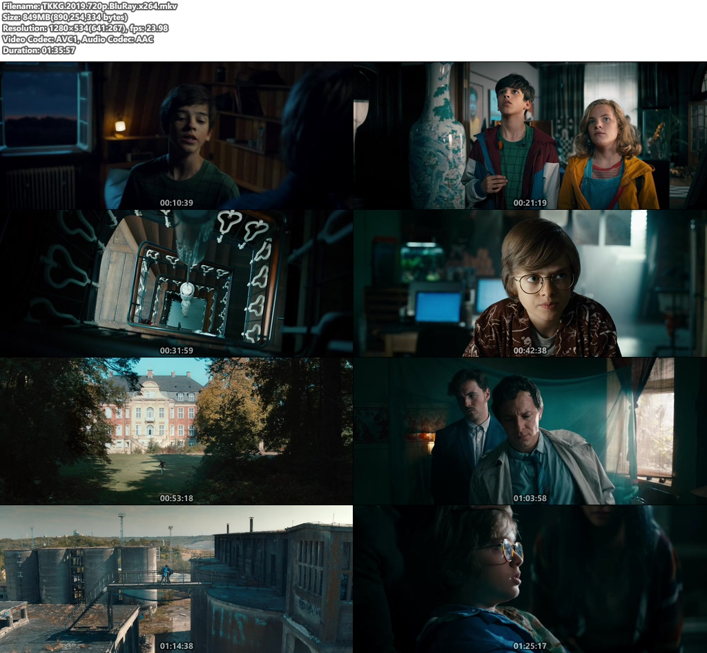 TKKG 2019 720p BluRay x264 | 480p 300MB | 100MB HEVC Screenshot