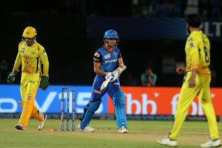 चेन्नई सुपर किंग्स ने दिल्ली कैपिटल्स को आईपीएल -12 के क्वालीफायर -2 में हराकर फाइनल में जगह बनाई