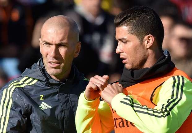 PREDIKSI BOLA EURO TERKINI - Zinedine Zidane Sanjung Pencapaian Cristiano Ronaldo