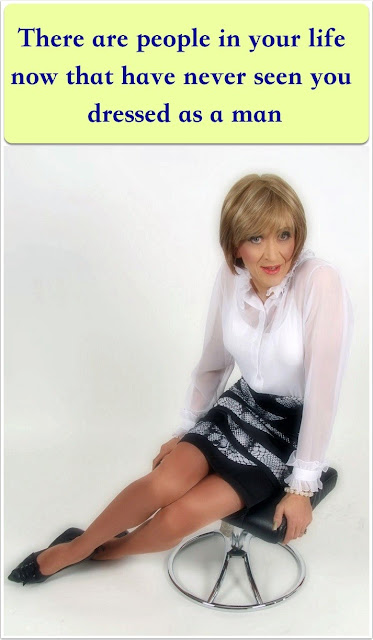 Enfemme 24/7 Sissy TG Caption - Brandi TG Tales - Crossdressing and Sissy Tales and Captioned images