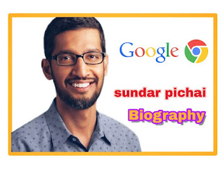 Sundar Pichai Biography Hindi | Google CEO