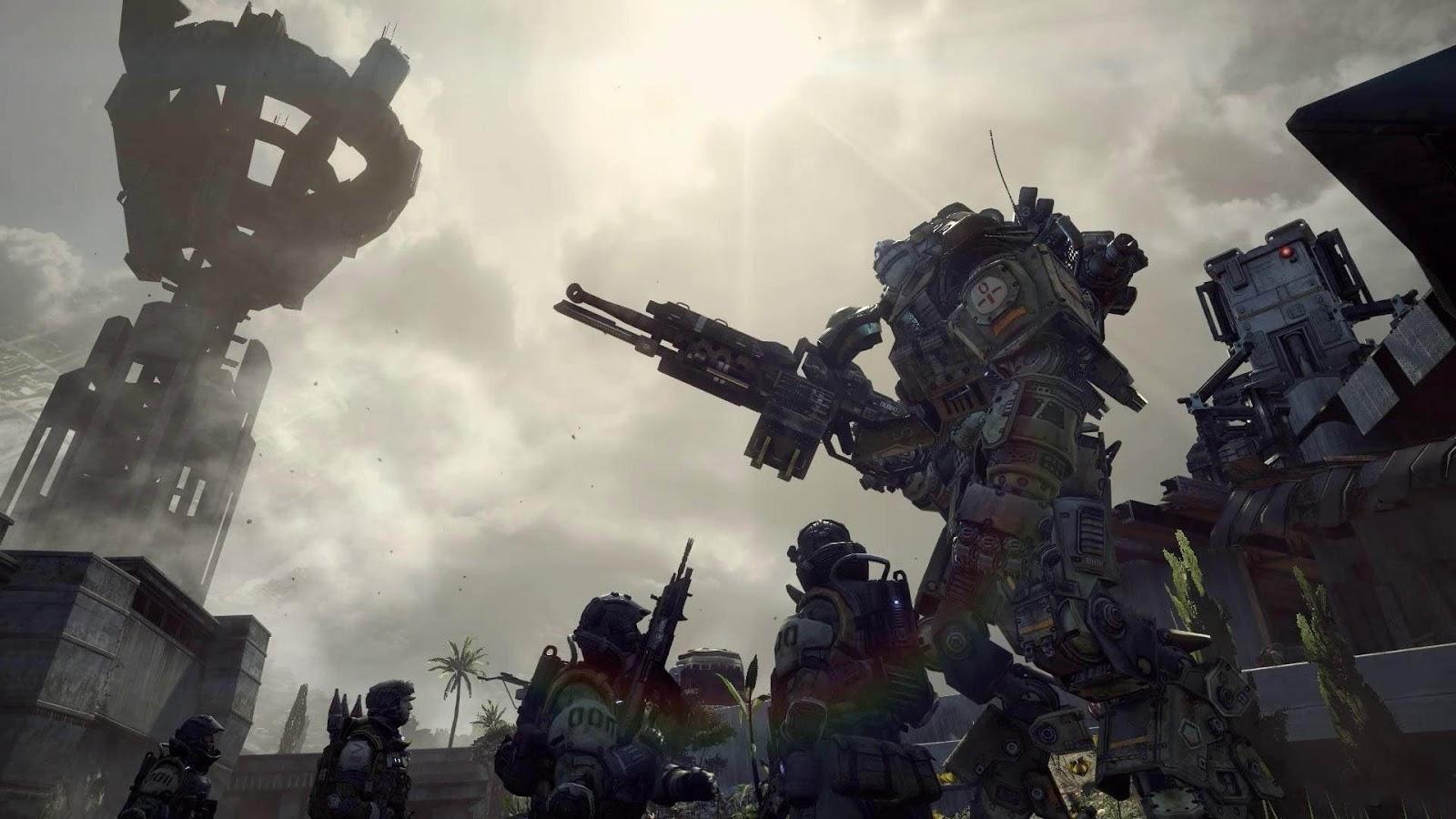 Future War Stories Fws Topics The Grandfather Of Titanfall