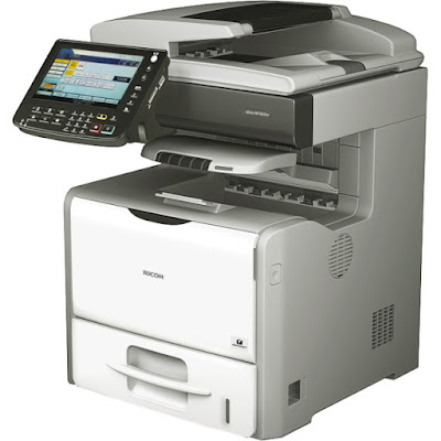 Ricoh Aficio SP 5200S Driver Download