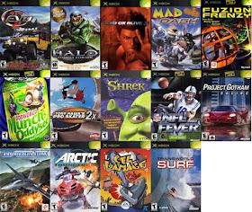 Original Xbox Launch Titles