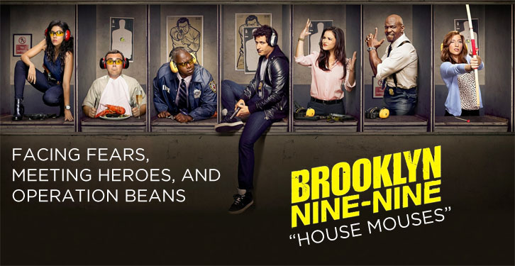 Brooklyn Nine-Nine - House Mouses - Review