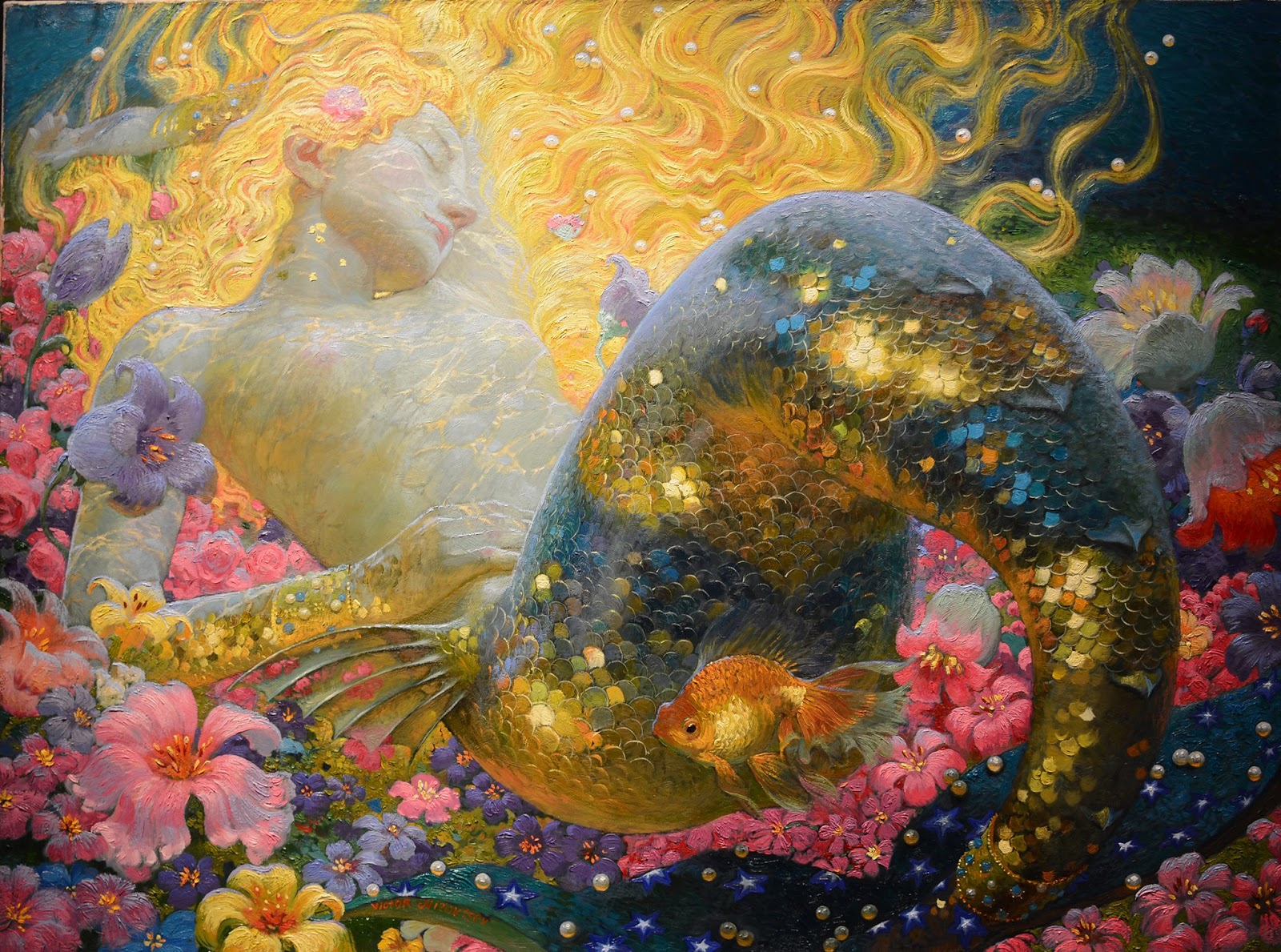 Victor Nizovtsev Tutt Art