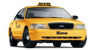 Taksi di Purbalingga