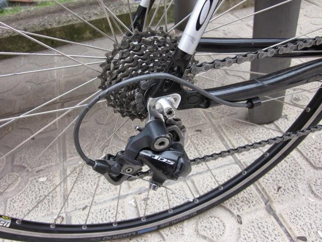 hoja de rutas  se vende bicicleta de carretera talla 51