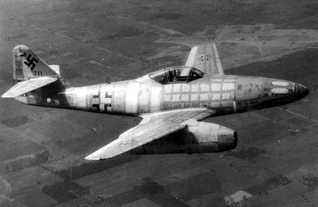 ME-26 Was The First Ever Operational Jet Fighter