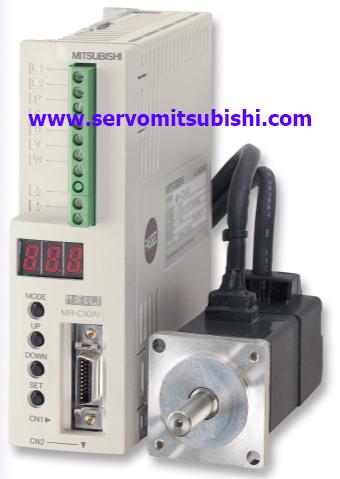 Đại lý bán bộ điều khiển và động cơ Servo MR-C hãng Mitsubishi