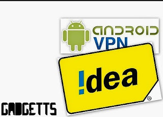 Trick To Use Idea  Internet For Free
