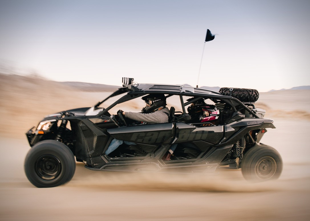 Can Am Maverick X3 Max Teknolsun