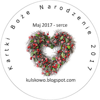 W maju u Uleńki  -z sercem