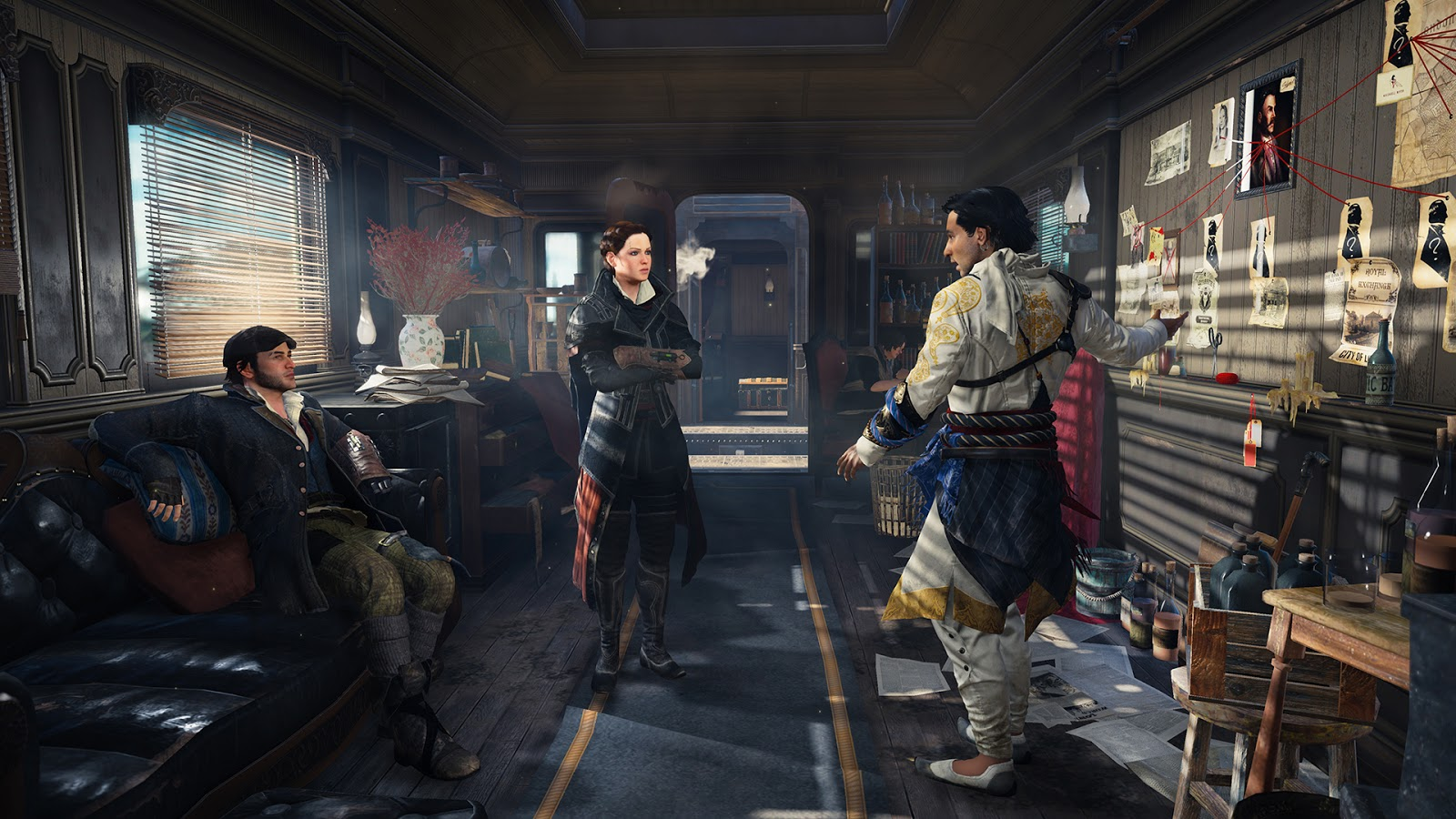 Assassin S Creed Syndicate Gold Edition V1 51 All Dlcs Contreck Repacks