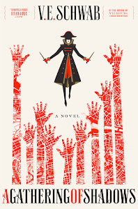 A Gathering of Shadows by V.E. Schwab