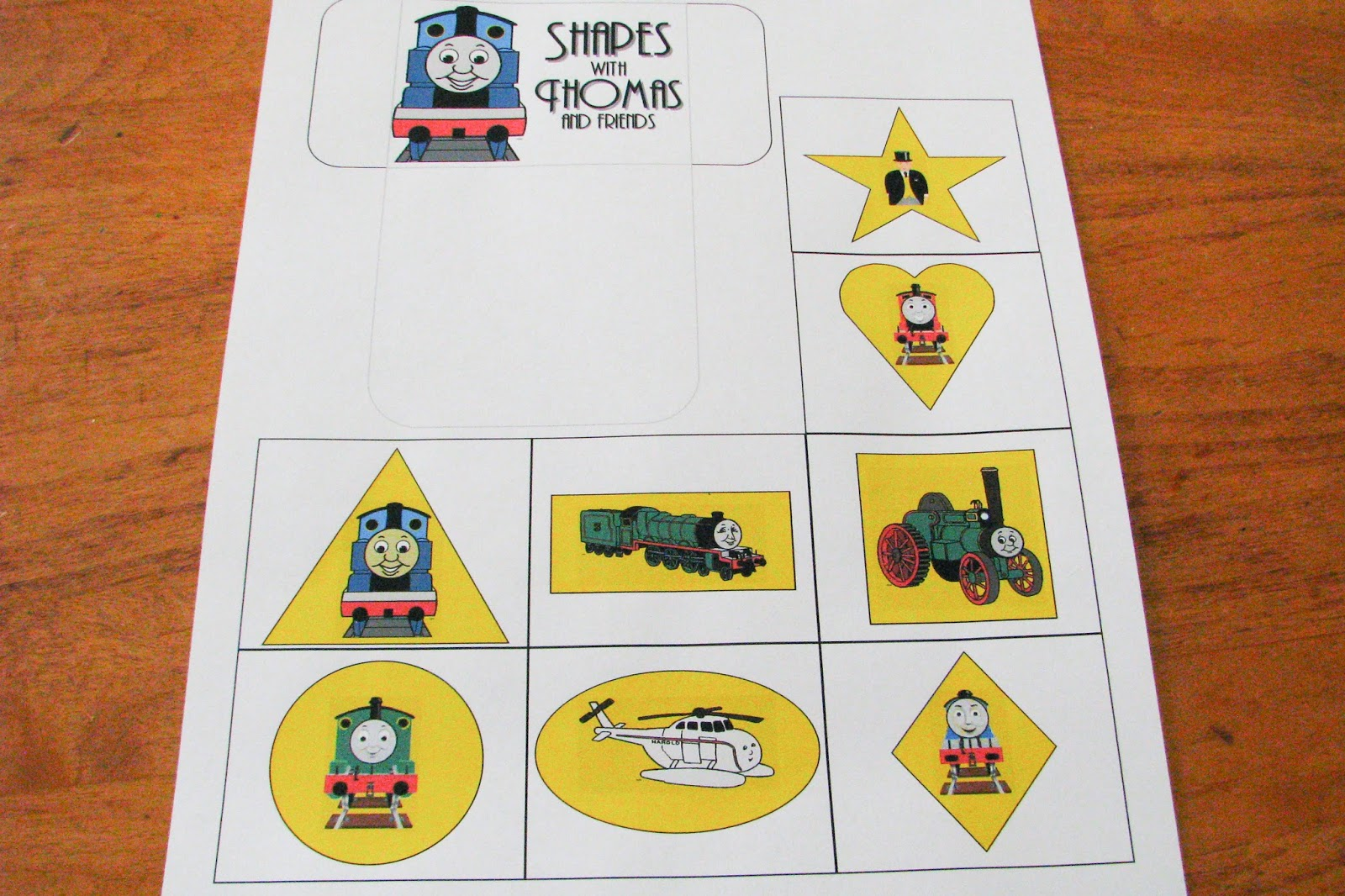 Mommy S Little Helper Letter T Train Preschool Theme