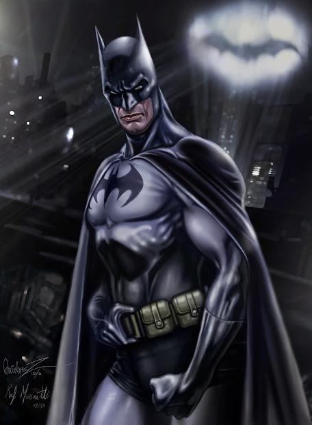 Batgirl Batman Comics Art