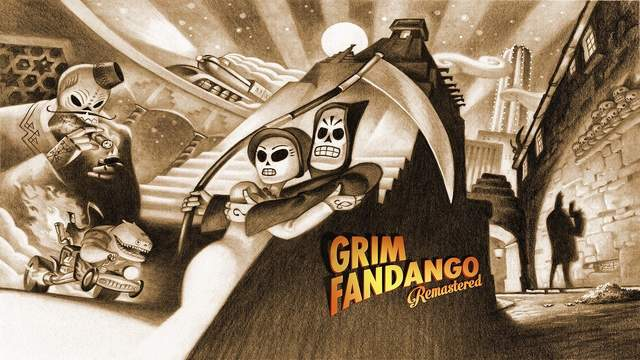 GRIM FANDANGO REMASTERED-CODEX