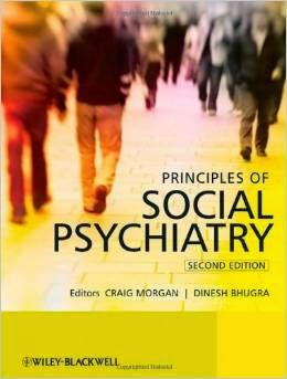 Principles Of Social Psychiatry, Second Edition Pdf Book By Craig Morgan & Dinesh Bhugra