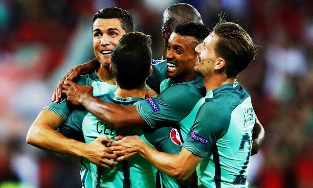 Portugal está na Final da Euro 2016!