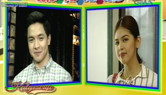 Maine Mendoza Explains her reaction during yesterday's ALDUB Weeksary